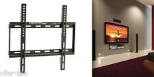 "SOPORTE DE TV FIJO PARED UNIVERSAL 26"" a 47"",LCD,PLASMA,LED 26,30,32,37,40,42,47"