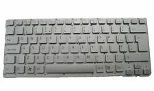UK New Silver Keyboard For Sony Vaio VPCCA VPC-CA Series 148954241 Laptop