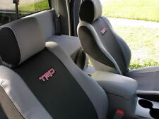 Genuine OEM Toyota TRD Sport Seat Tacoma 2005 - 2008 Graphite Front Seat Covers