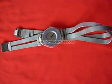 SWATCH SKIN LITTLE WHILE (BLUE) LARGE - SFK138MA - 2001  NEW with original strap