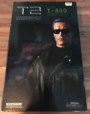 Sideshow Collectibles Terminator 2 T-800 1/6 Scale Figure MIB Not Hot Toys