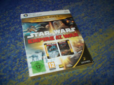 PC Spiel Star Wars Empire at War Gold Edition in BIG BOX neuw.