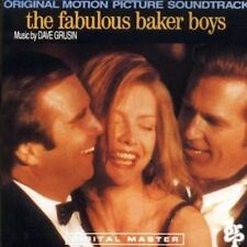 OST (DAVE GRUSIN) - FABULOUS BAKER BOYS THE (CD)