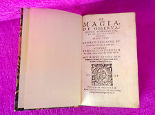 DE MAGIA OBSERVATIONE SOMNIVORUM, DIVINATIONE ASTROLOGICA, BENITO PEREIRA 1598