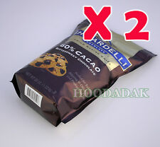 2packs of 30oz. Ghirardelli Chocolate Premium Baking Chips 60% CACAO Bittersweet