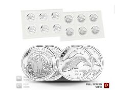 2013 Canada 12-pack Quarter Arctic Expedition Anniversary 25c Uncirculated coin