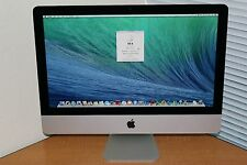 "2012 Apple iMac 21.5"" A1418 i5 2.7GHz 8GB 1TB nVidia GT 650M 512MB VRAM (X2Q3)"