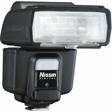 Nissin i60 Flash - Olympus and Panasonic Fit