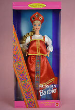 RUSSIAN BARBIE - RUSSIA - 1996 - NRFB
