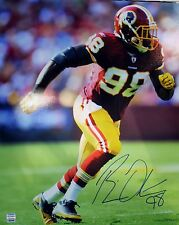 Autographed Brian Orakpo Washington Redskins 16 x20 Photo