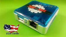 Z3X BOX Last version BLUE, Samsung tool and PRO, UNLOCK, IMEI, FRP, 4 Cables.