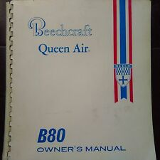 Beechcraft Queen Air B80 Owner's Manual