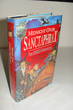 Midnight Over Sanctaphrax by Paul Stewart UK 1st/3rd 2000 Doubleday Hardcover