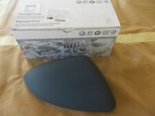 VW GOLF MK7  RH OR LH GENUINE OE WING MIRROR COVER 2013 ON (NEW) PAINTED