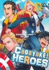 Marvel Avengers Academy Doujinshi Steve Thor Tony Loki Sparkle!  HEROES