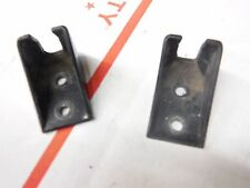 1985 POLARIS 440 SS snowmobile parts: PLASTIC HOOD LATCHES