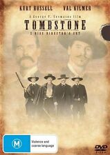 Tombstone (Director's cut) DVD NEW