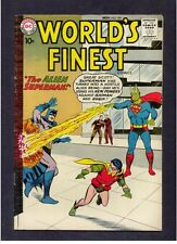 World's Finest 105, Supersize Images, FN+ (6.5), DC Superman Batman Teamup