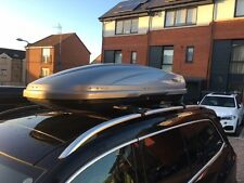 Thule Motion 800 (XL) Silver 460 Litre Roof Box