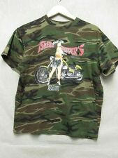 V5056 Anvil Island Chopper's Camouflage Short Sleeve T-shirt Women's M