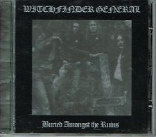 WITCHFINDER GENERAL - BURIED AMONGST THE RUINS (ANTI GOTH 075) RARE CD
