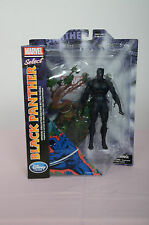 Marvel Select Black Panther Action Figure by Dimond Select Disney Store