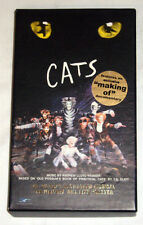 VHS CATS The Worlds Best Loved Musical-The Memory will Live Forever. 1998 Video