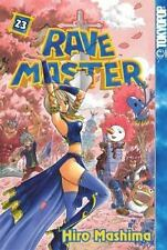 Rave Master Volume 23 Vol. 23 by Hiro Mashima (2007, Paperback)