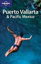 Lonely Planet Puerto Vallarta & Pacific Mexico (Regional Guide)-ExLibrary