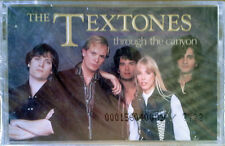 THE TEXTONES (CARLA OLSON)  - THROUGH THE CANYON - RHINO CASSETTE - STILL SEALED