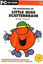 THE ADVENTURES OF LITTLE MISS SCATTERBRAIN Great cheap buy WINDOWS 95 98 XP (10)