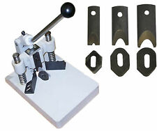 Heavy Duty Corner Rounder/Cutter 1/4,3/8,1/2,3 dies Aluminum Plate,Cutting Thick