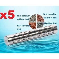X5 Iones Alcalina alcalinos Purificador De Agua Stick Ionizador equilibrio pH Detox Bio Energy