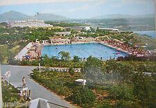 TERRASINI Città del mare piscina olimpionica viagg 1977 Palermo