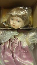 "Ashton Drake ""Blessed are The Peacemakers"" Porcelain Doll, NEW in Box"