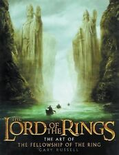 The Art of The Fellowship of the Ring The Lord of the Rings)