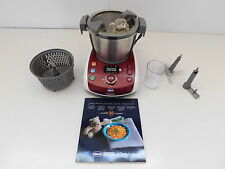 Robot Herd DeLonghi Mixer Multifunktions rot und Me Chicco