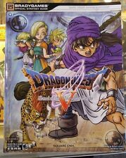 Dragon Quest V: Hand of the Heavenly Bride (Nintendo DS) Brady Strategy Guide