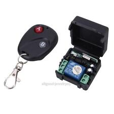 Wireless Remote Control Switch DC12V 10A 433MHz Transmitter with Receiver Box