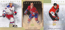 12-13 Artifacts Derek Stepan /25 Gold Spectrum NY Rangers 2012