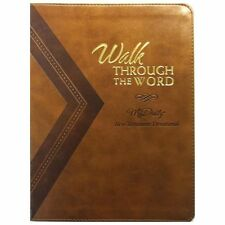 Walk Through the Word : A New Testament Devotional by Thomas Nelson...