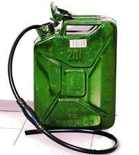Pompa a barile Travaso pompa Benzina Olio Acqua 6l / min VIDEO