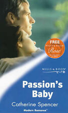 Passion's Baby (Mills & Boon Modern), Catherine Spencer