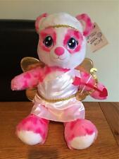 BUILD A BEAR FACTORY VALENTINE SWEET SCENT PANDA & CUPID COSTUME BNWT