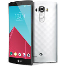 5.5''  Blanco  LG G4 H811 T-mobile 32GB  16.0MP LTE Android Cell Phone -Unlocked