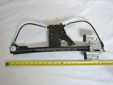 ELECTRIC WINDOW REGULATOR WITHOUT MOTOR REAR RIGHT NEW FOR VW MK3 GOLF & VENTO
