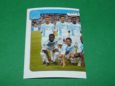 N°182 EQUIPE PART 1 OLYMPIQUE MARSEILLE OM PANINI FOOT 2005 FOOTBALL 2004-2005