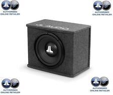 "JL Audio 10 ""SUB WOOFER e JL SIGILLATO BOX BASS Cuneo cs110-wxv2"