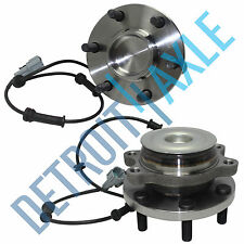 Pair 2 New FRONT Left & Right Wheel Hub & Bearing for Nissan & Suzuki 2WD ABS