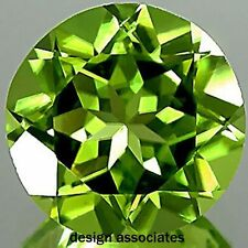 PERIDOT ROUND CUT  FROM ARIZONA APACHE NATION RARE  CARATS 2.65